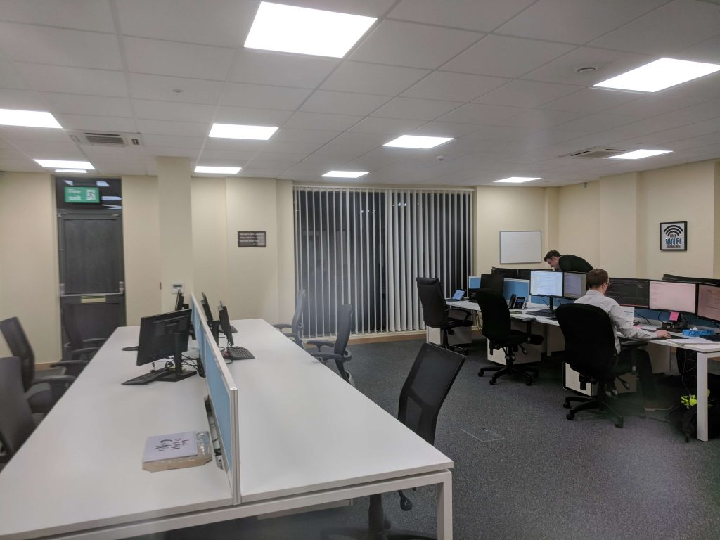 Now operating from our new office in Faversham!
